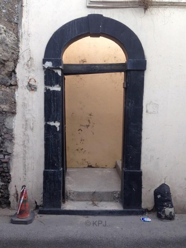 Doorway to ?