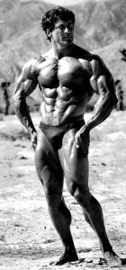 Frank Zane Is Just Awesome