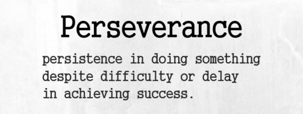 Perseverance Rough Strength