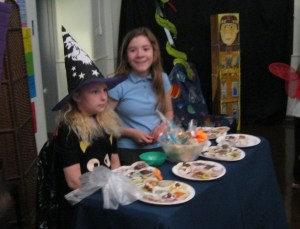 Magical fairy cakes for sale.
