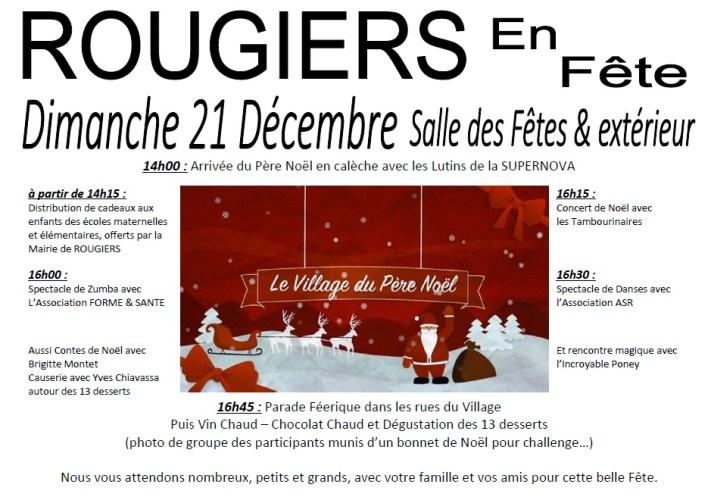 Programme Parade de Noël 2014