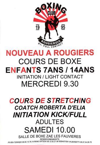Boxing Club Rougiérois