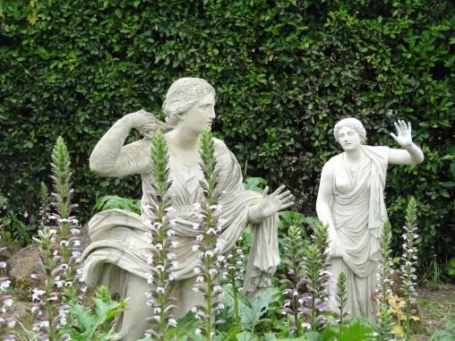 Jardin villa Medicis