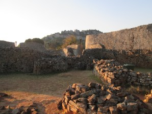Inside the Great Enclosure, Great Zimbabwe