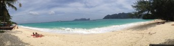 ong Beach, Koh Phi Phi