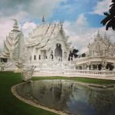 White Pagoda, Chiang Mai