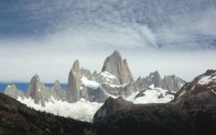 Approaching Fitz Roy