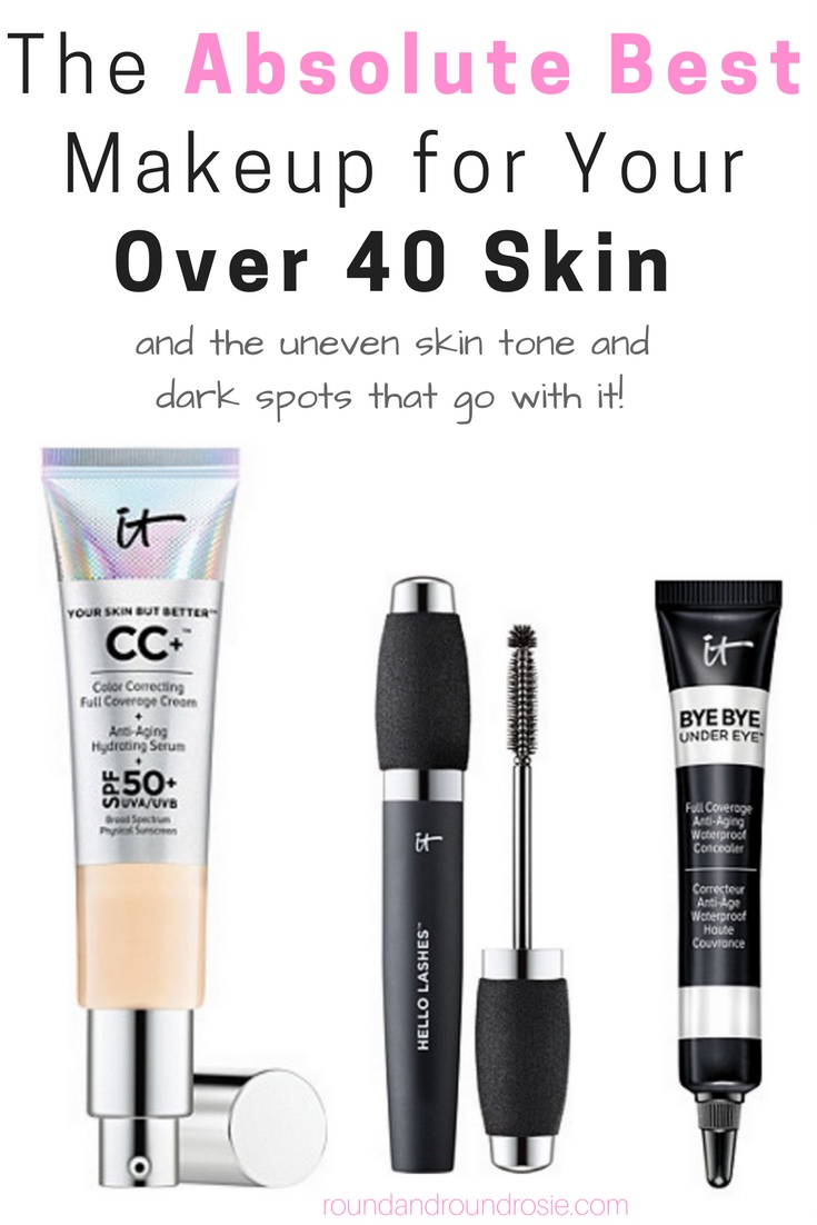 Best makeup foundation over 50