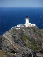 Muckle Flugga, most northerly point