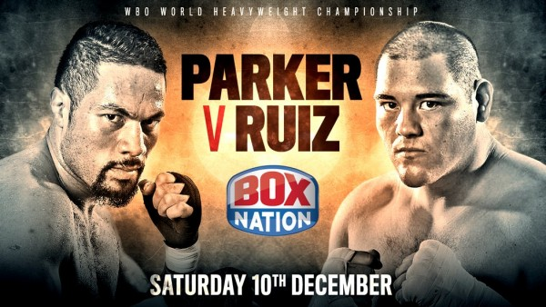 Image result for joseph parker vs andy ruiz