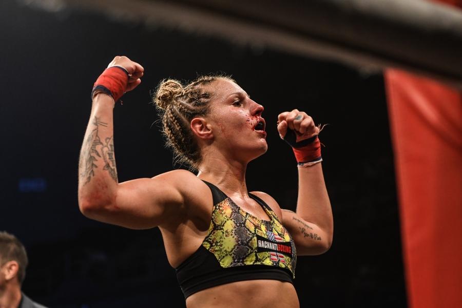 Paige VanZant vs Britain Hart Verbally Agreed For February 2021 - MMA ISLAND