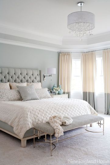 Beautiful bedrooms with white furniture (12)