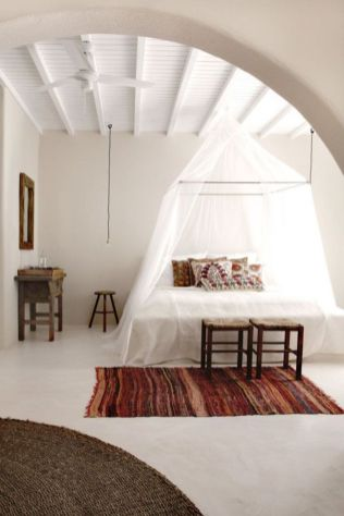 Beautiful bedrooms with white furniture (13)
