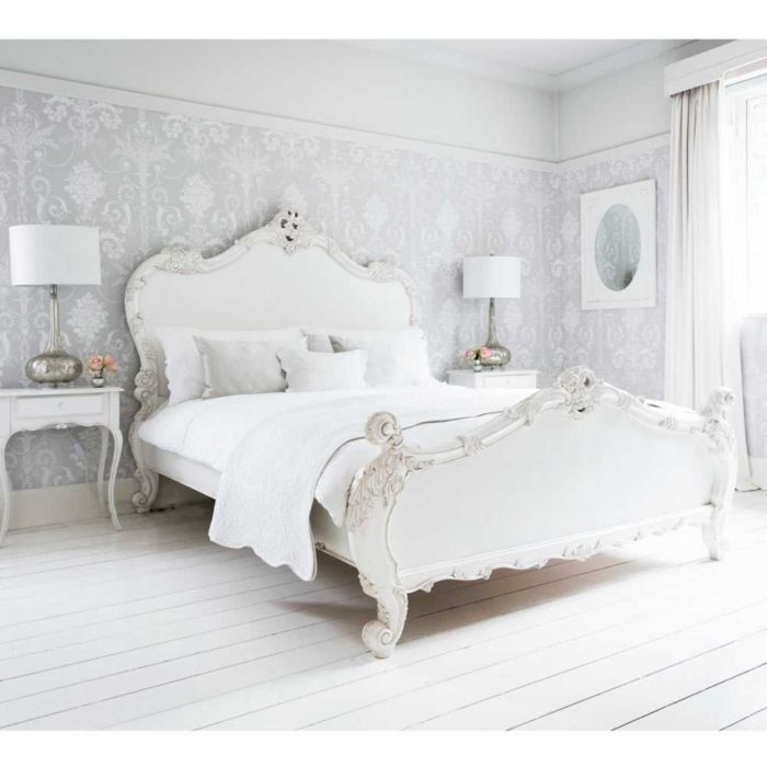 Beautiful bedrooms with white furniture (28)