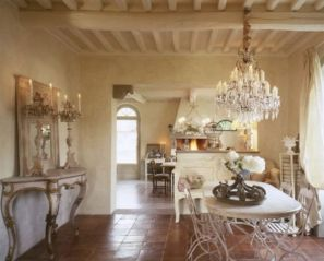 Charming and beautiful provence dining spaces (18)