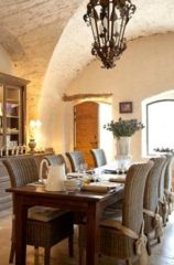 Charming and beautiful provence dining spaces (8)