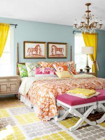 Colorful bedroom design ideas (8)