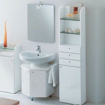 Cool and stylish small bathroom design ideas (1)