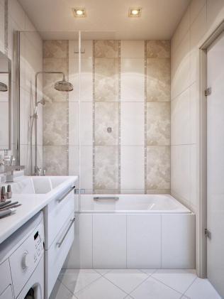 Cool and stylish small bathroom design ideas (15)