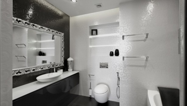 Cool and stylish small bathroom design ideas (17)