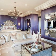Glamorous bedroom design ideas (10)