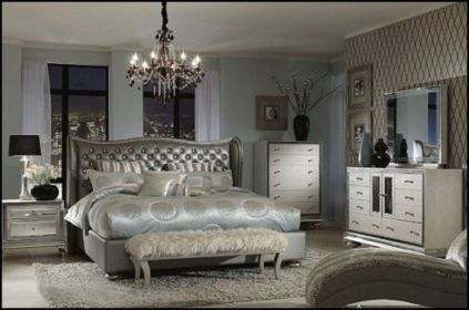 Glamorous bedroom design ideas (12)