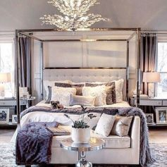 Glamorous bedroom design ideas (19)