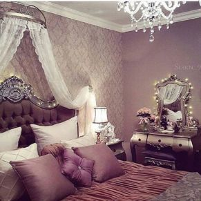 Glamorous bedroom design ideas (29)