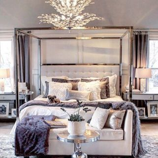 Glamorous bedroom design ideas (7)