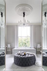 Luxurious marble bathroom designs (10)