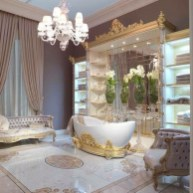 Luxurious marble bathroom designs (3)