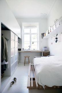 Smart bedroom storage ideas (17)