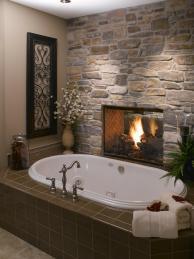 Wonderful stone bathroom designs (16)