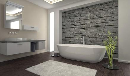 Wonderful stone bathroom designs (17)