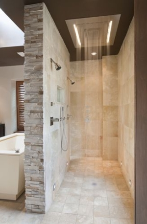 Wonderful stone bathroom designs (28)