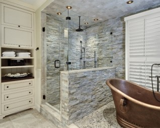 Wonderful stone bathroom designs (9)