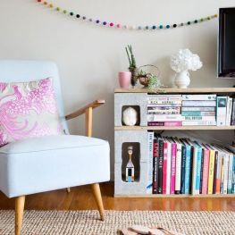Best inspiring college apartment decoration ideas 40