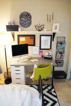 Best inspiring college apartment decoration ideas 44