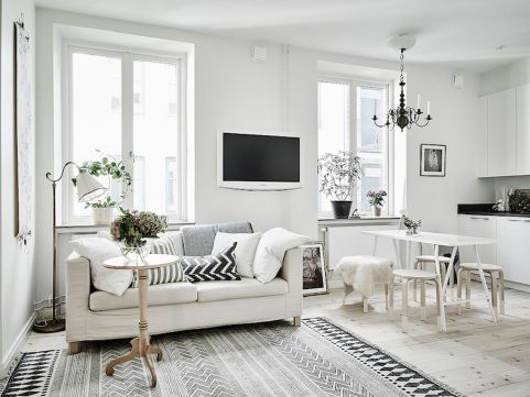Best scandinavian interior design inspiration 01