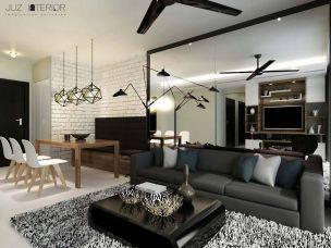 Best scandinavian interior design inspiration 21