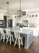 Modern farmhouse kitchen design ideas 19