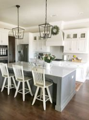Modern farmhouse kitchen design ideas 19