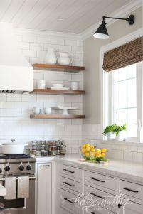 Modern farmhouse kitchen design ideas 35