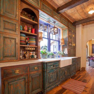 Modern farmhouse kitchen design ideas 42