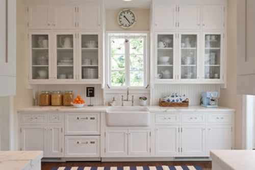 Modern farmhouse kitchen design ideas 51