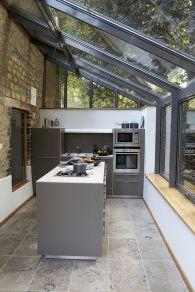Modern farmhouse kitchen design ideas 52