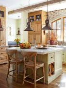 Modern farmhouse kitchen design ideas 54