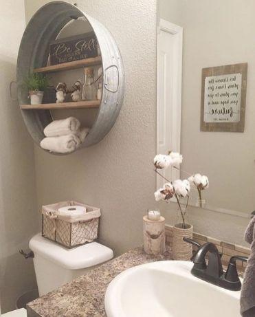 Simple diy rustic home decor ideas 13