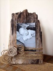 Simple diy rustic home decor ideas 17
