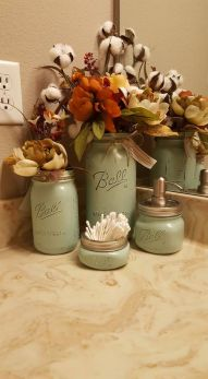 simple diy rustic home decor ideas 34